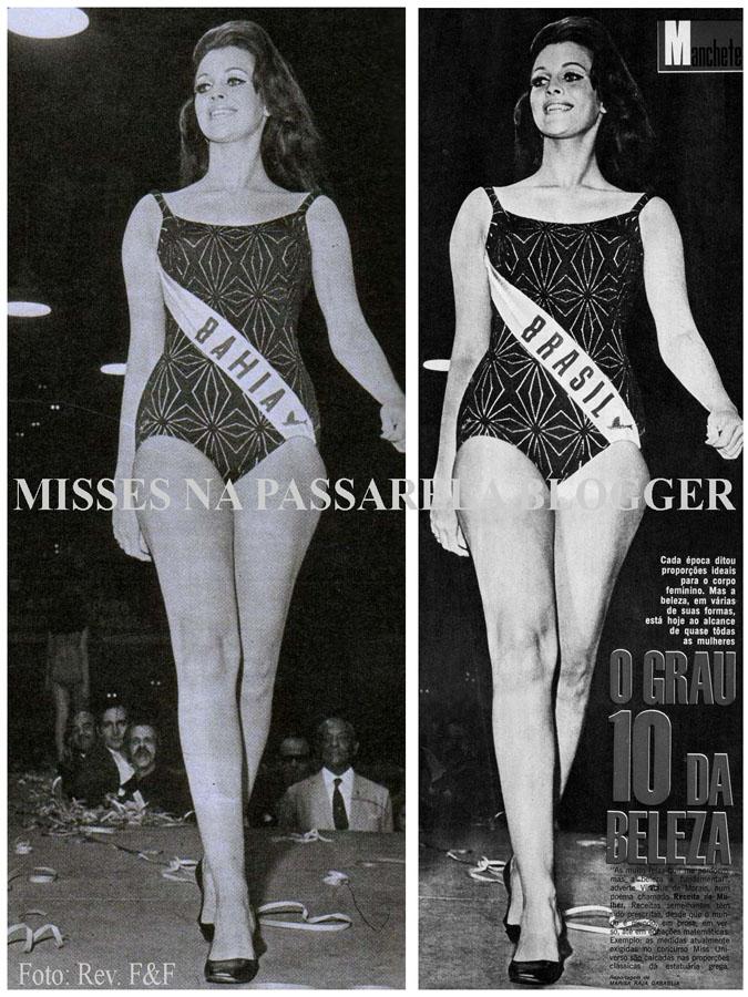 ☽ ✮ ✯ ✰ ☆ ☁ Galeria de Martha Vasconcelos, Miss Universe 1968.☽ ✮ ✯ ✰ ☆ ☁ Segredo%2BFoto