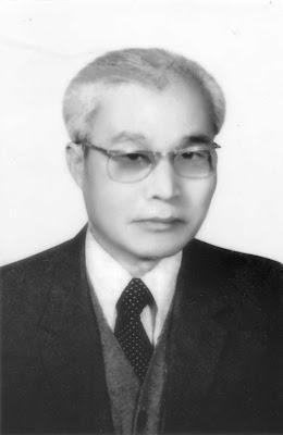 Thầy Nguyễn Hữu Điền -  hiệu trưởng đầu tiên của trường