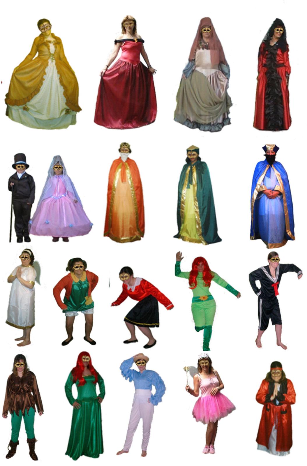 Boop disfraces disfraces patrios reyes series pelis for Disfraces cabezones