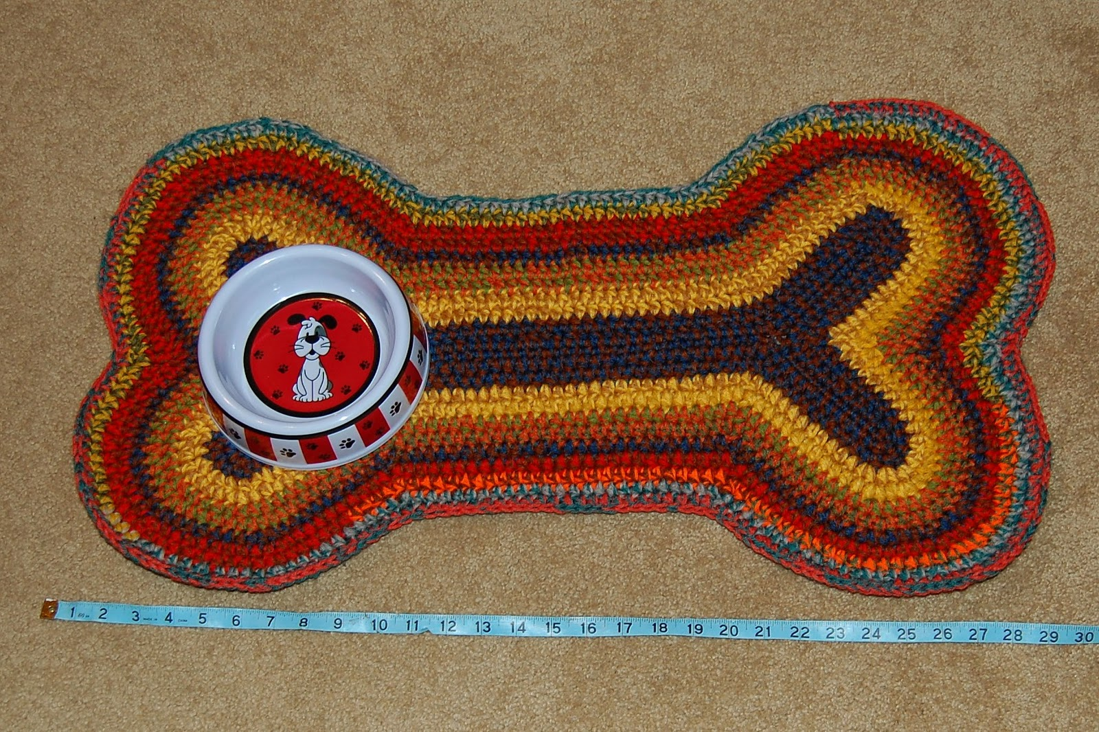 Free amigurumi crochet pattern: Balloon Dog - Portland crochet