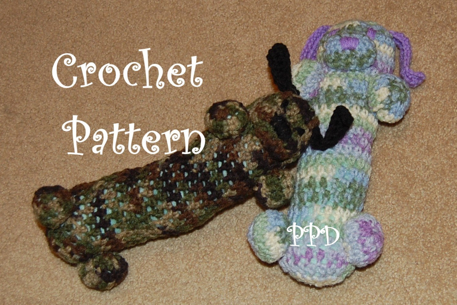 Crochet Patterns Pets : Posh Pooch Designs Dog Clothes: Dog Woobie Crochet Pattern