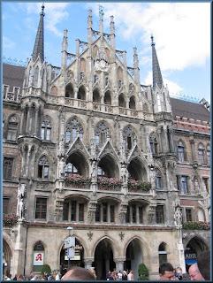 Neues Rathaus München / Munich's New City Hall
