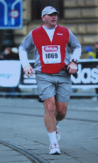 K at the Prague Half-Marathon