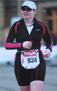 C at the Prague Half-Marathon