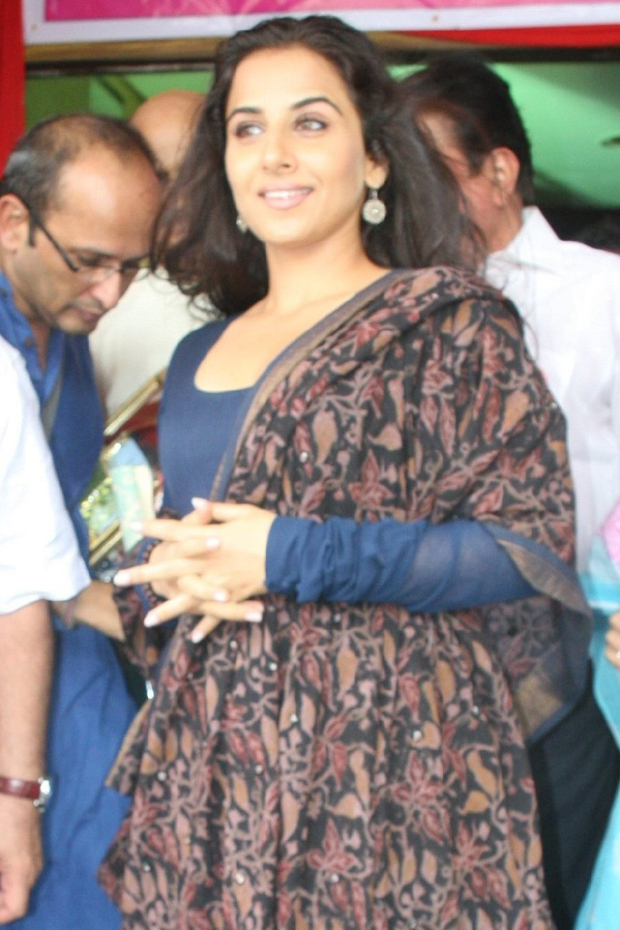 vidya balan launches rotary north end branch function actress pics