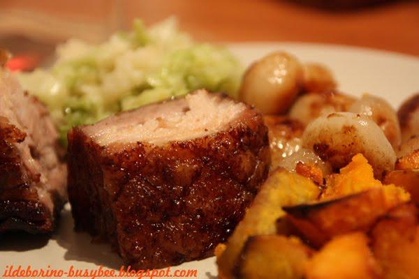 Ricetta carne di maiale al forno