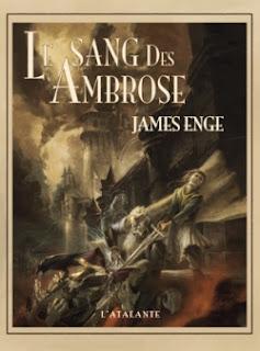 Le sang des Ambrose Couv25241410
