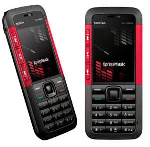 Handphone Nokia 5310 Xpressmusic