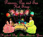 Princess Pea and Tea Hat Swap