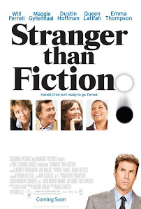 Hơn Cả Tiểu Thuyết - Stranger Than Fiction poster