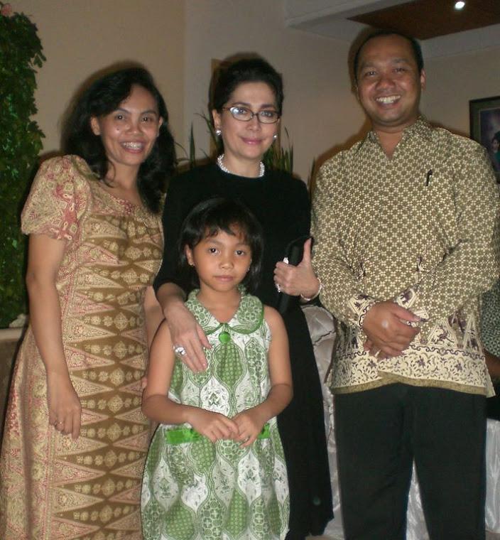 Senang berpose sama Artis Top di Jakarta