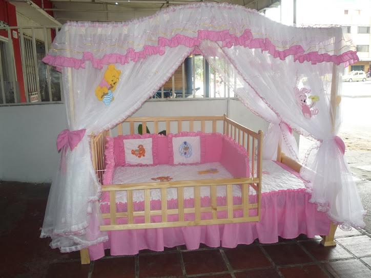 Lenceceria y Toldillos para bebe