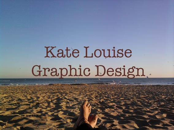Kate Louise Graphic Design