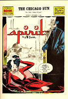 The Spirit Original Comic Book