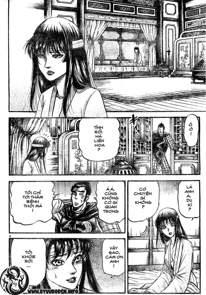 Chú bé rồng-Ryuuroden chap 182 Trang 8 - Mangak.info