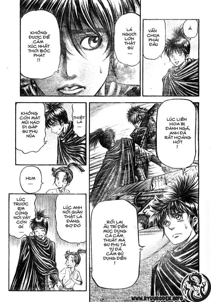 Chú bé rồng-Ryuuroden chap 182 Trang 19 - Mangak.info