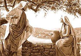 """Si tú conocieras el don de Dios, y quien es el que te dice: """"Dame de beber"""""""