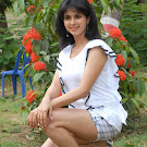 Daisy Bopanna in White Dress Spicy Pics