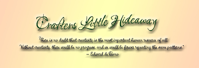 Crafters Little Hideaway