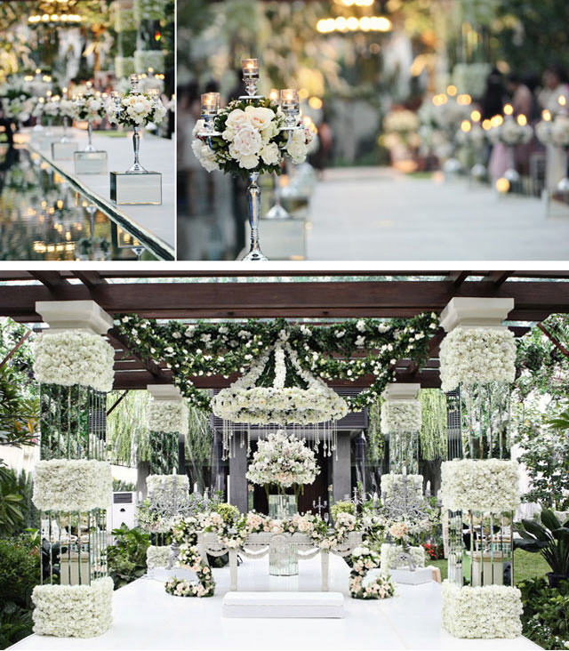 Outdoor Ceremony Decorations