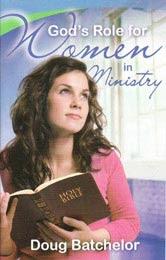 Brinde Grátis Livro God's Role for Women in Ministry