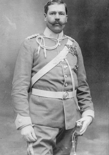 Comandante Manuel Fernández Silvestre