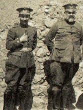 Tte. Col. Dávila y Tte. Col. Fernández Tamarit