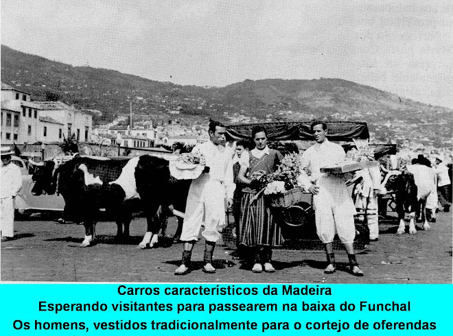 NO CAIS DO FUNCHAL
