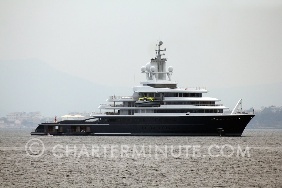Khashoggi Yacht