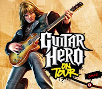 Nintendo games Guitar Hero