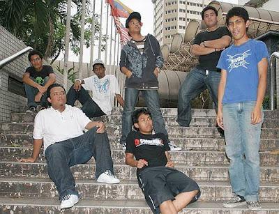 40% Disco - Sekumpulan Orang Gila feat. Tyler Carter & Michael Bohn of Issues