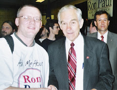 with Ron Paul  (August 3, 2007)