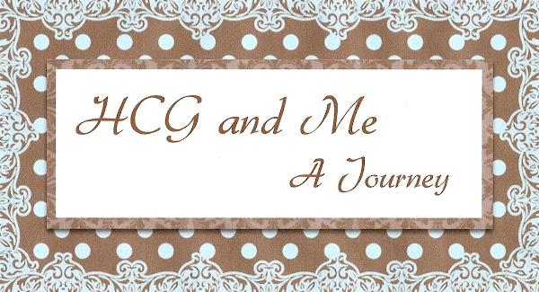 HCG and Me