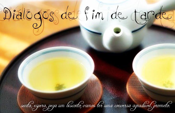 Quer uma xícara de chá?