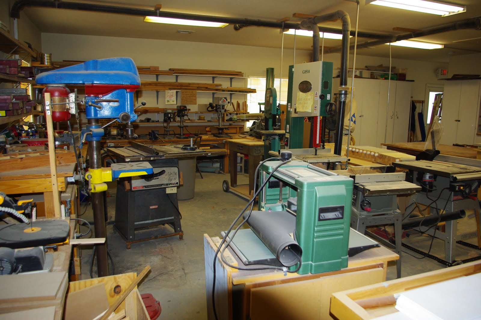Innovative Wood Shop Dust Collector Plans Woodturning Supplies Las