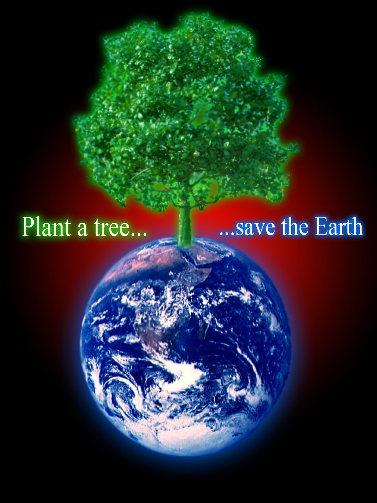 help save the earth