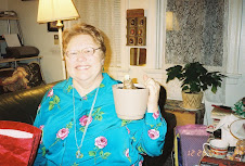 Me holding a new plant!