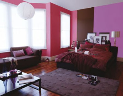 Decorar dormitorios en tonos lila morado purpura y for Como decorar mi departamento