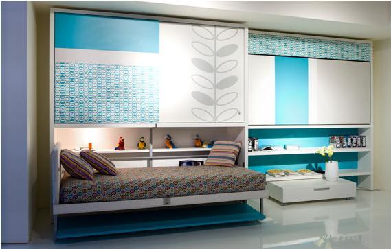 Decoracion de dormitorios juveniles con camas y - Decoracion habitaciones juveniles ...