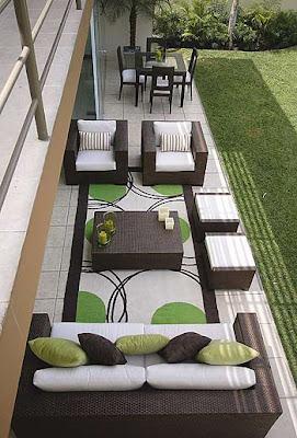 Pon linda tu casa mayo 2011 - Alfombras para terrazas ...