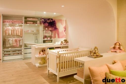 Interior sweet design decoracion de dormitorio infantil - Decoracion dormitorio bebe ...