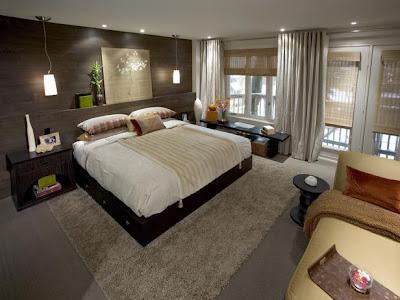 Decoracion y diseño de dormitorios en: Hgtv.com