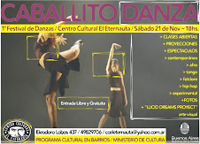 Caballito Danza - Centro Cultural El Eternauta