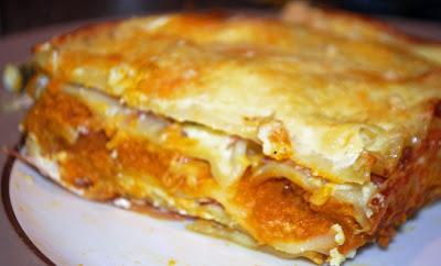 Pumpkin Lasagna | Styled by Jess