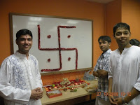 nus mba diwali indian students