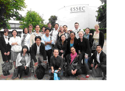 summer graduate program ESSEC