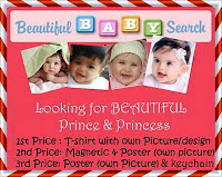 ::Beautiful Prince & Princess Contest::