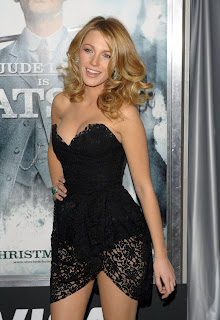Blake Lively is looking fantastic