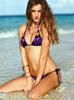 Rosie Huntington Whiteley Swimsuit and Bikini Pics