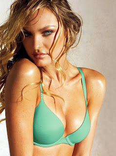 Candice Swanepoel is utterly utterly gorgeous